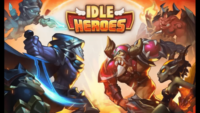 Download Idle Heroes Private Servers Latest Version V1.25.0.p1