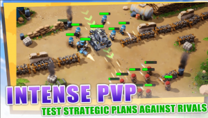 Top War: Battle Private Servers