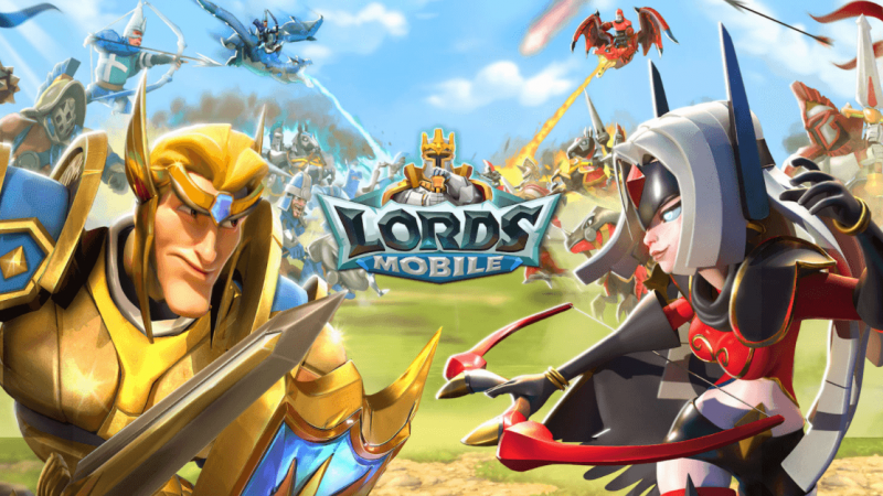 Download Lords Mobile Private Servers Latest Version V2.37 [2021]
