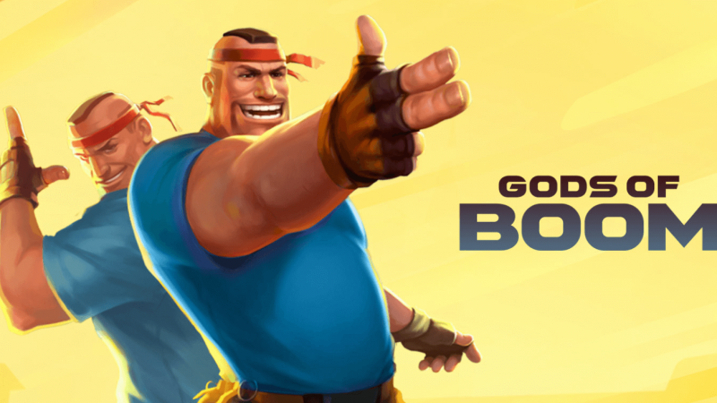 Gods of Boom Private Servers Latest Version V21.0.176 -100% Working
