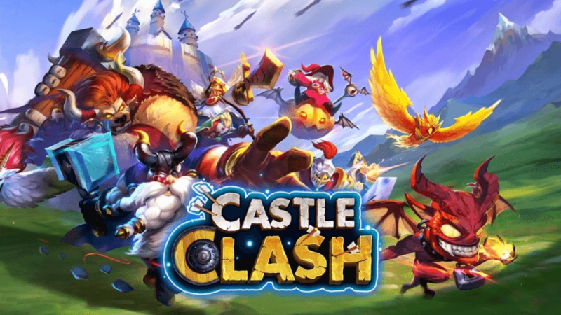 Download Castle Clash Private Servers Latest Version V1.8.6 [2021]