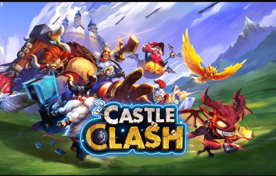 Download Castle Clash Private Servers Latest Version V1.8.6 [2021]