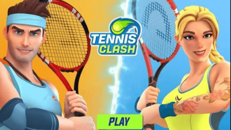 Tennis Clash: 1v1 Free Online Private Severs Latest Version V2.13.2