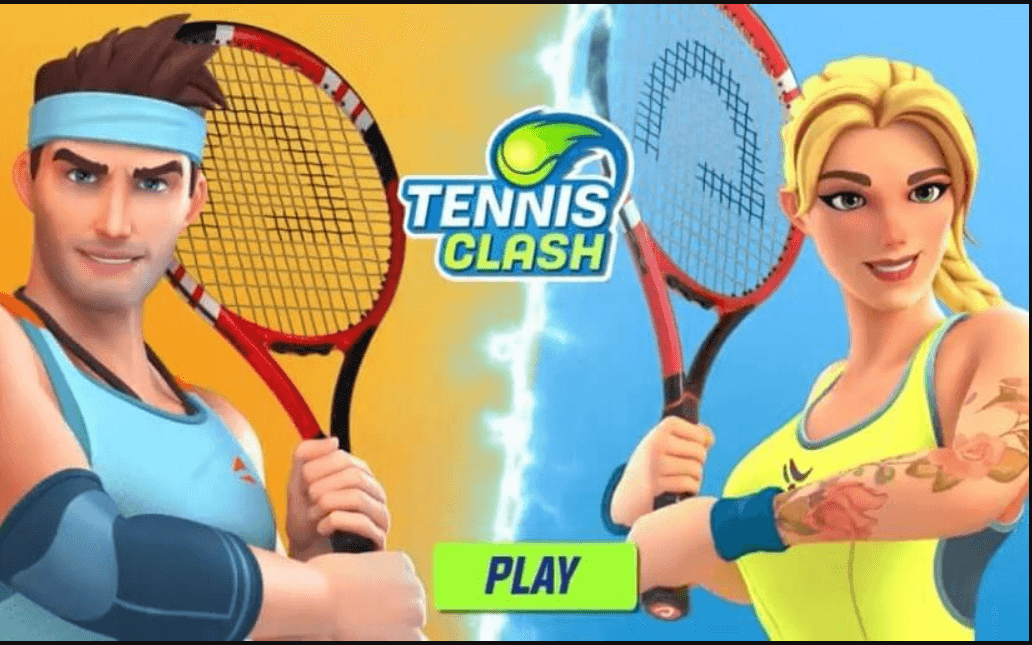 Tennis Clash: 1v1 Free Online Private Severs Latest Version V2.13.2