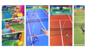 Tennis Clash: 1v1 Free Online Sports Game Private Servers