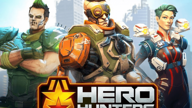 Download Hero Hunters Private Servers Latest Version V4.7 [2021]
