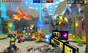 Pixel Gun Battle Royale Private Servers
