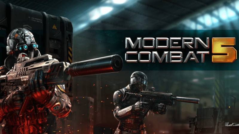 Download Modern Combat 5: eSports FPS Private Servers V5.8.1c [2021]