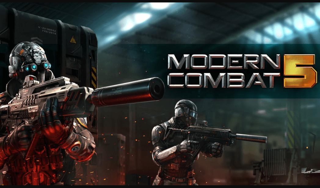 Download Modern Combat 5: eSports FPS Private Servers V5.8.1c [2021]