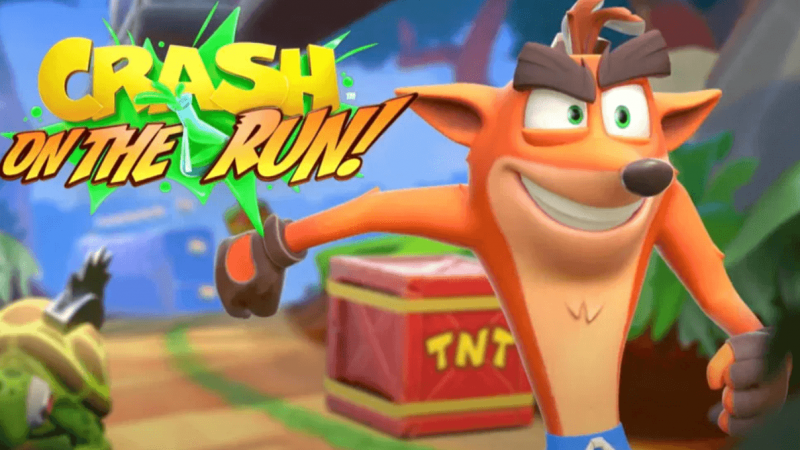 Crash Bandicoot: On the Run! Private Servers [2021] For Android & iOS
