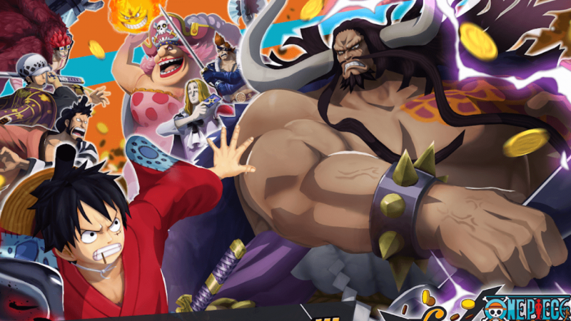 ONE PIECE Bounty Rush Private Servers 100% Working V41000 [2021]