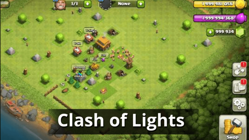 Download Clash of Lights Private Servers Latest V13.0.87 | April [2021]